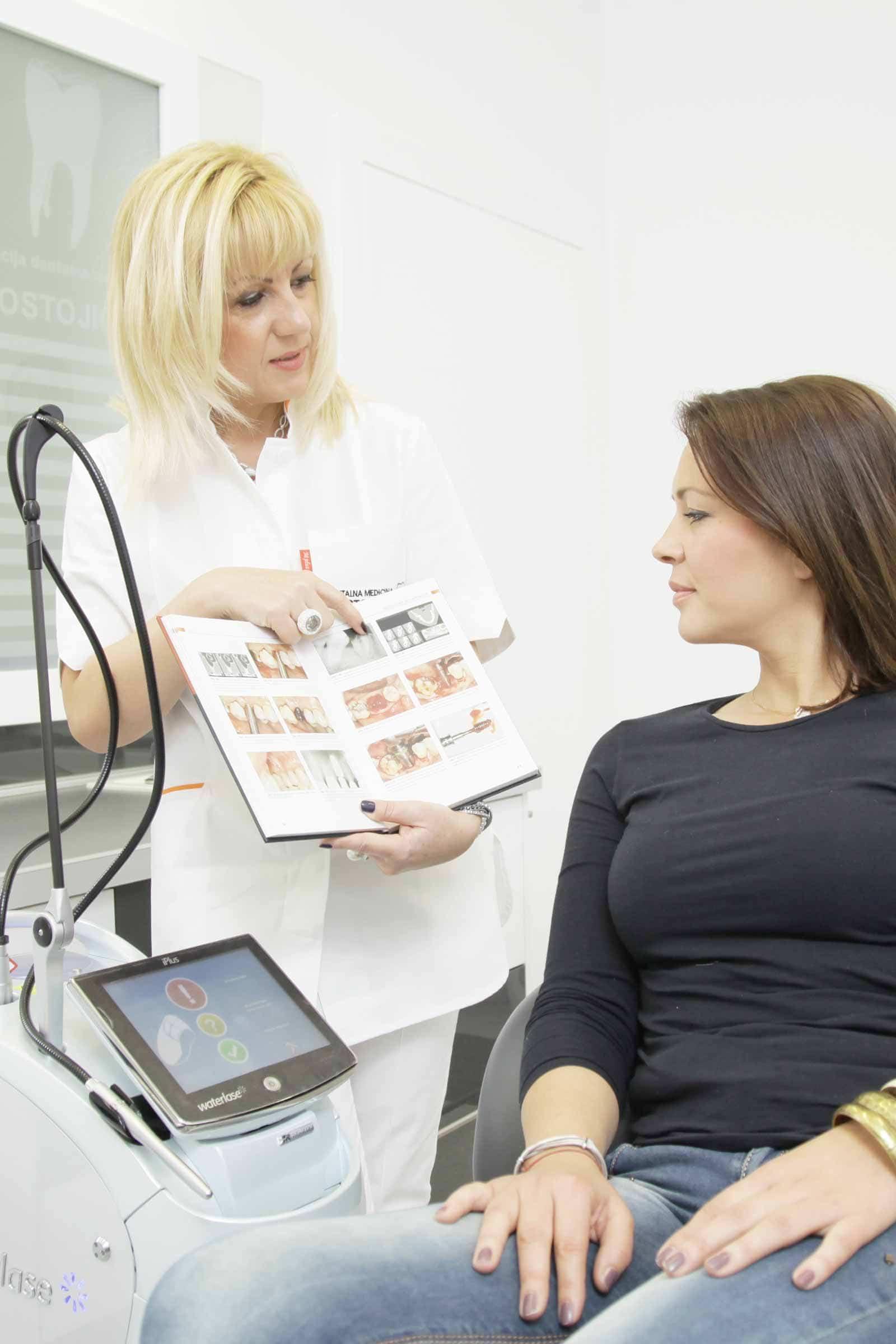 Parodontologija Ostojić